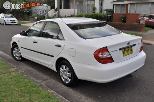 2004 toyota camry altise mcv36r upgrade car sales nsw sydney. Black Bedroom Furniture Sets. Home Design Ideas