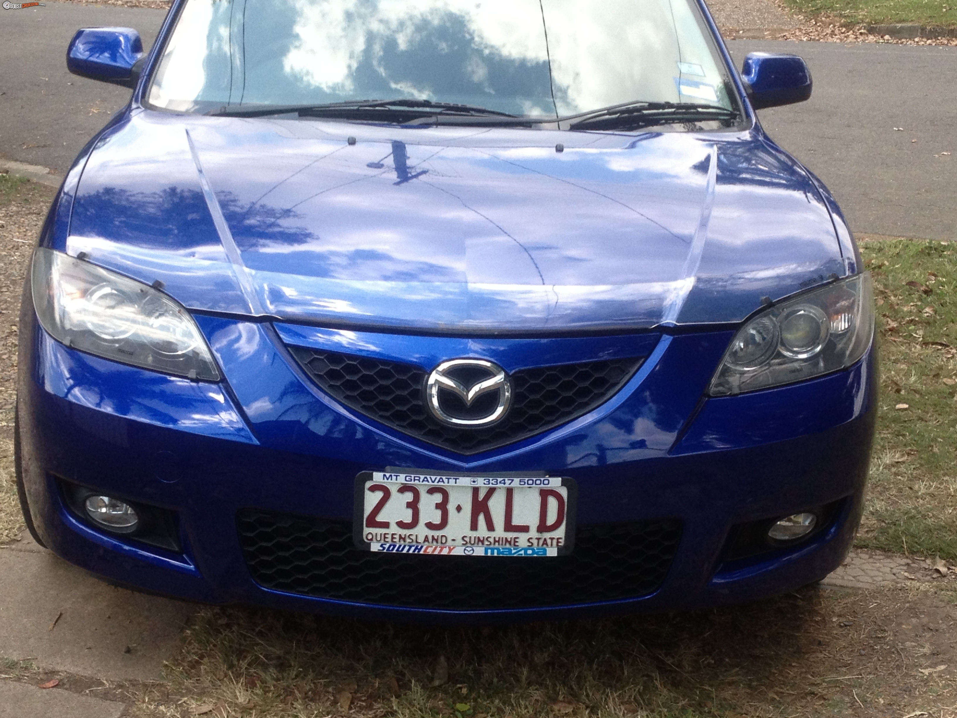 2007 mazda mazda3 maxx sport bk car sales qld brisbane. Black Bedroom Furniture Sets. Home Design Ideas