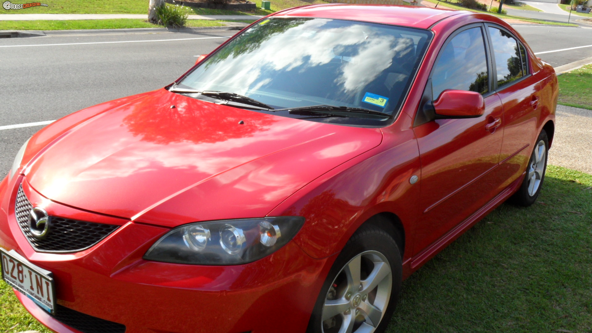 2005 mazda mazda3 maxx sport bk car sales qld brisbane north. Black Bedroom Furniture Sets. Home Design Ideas