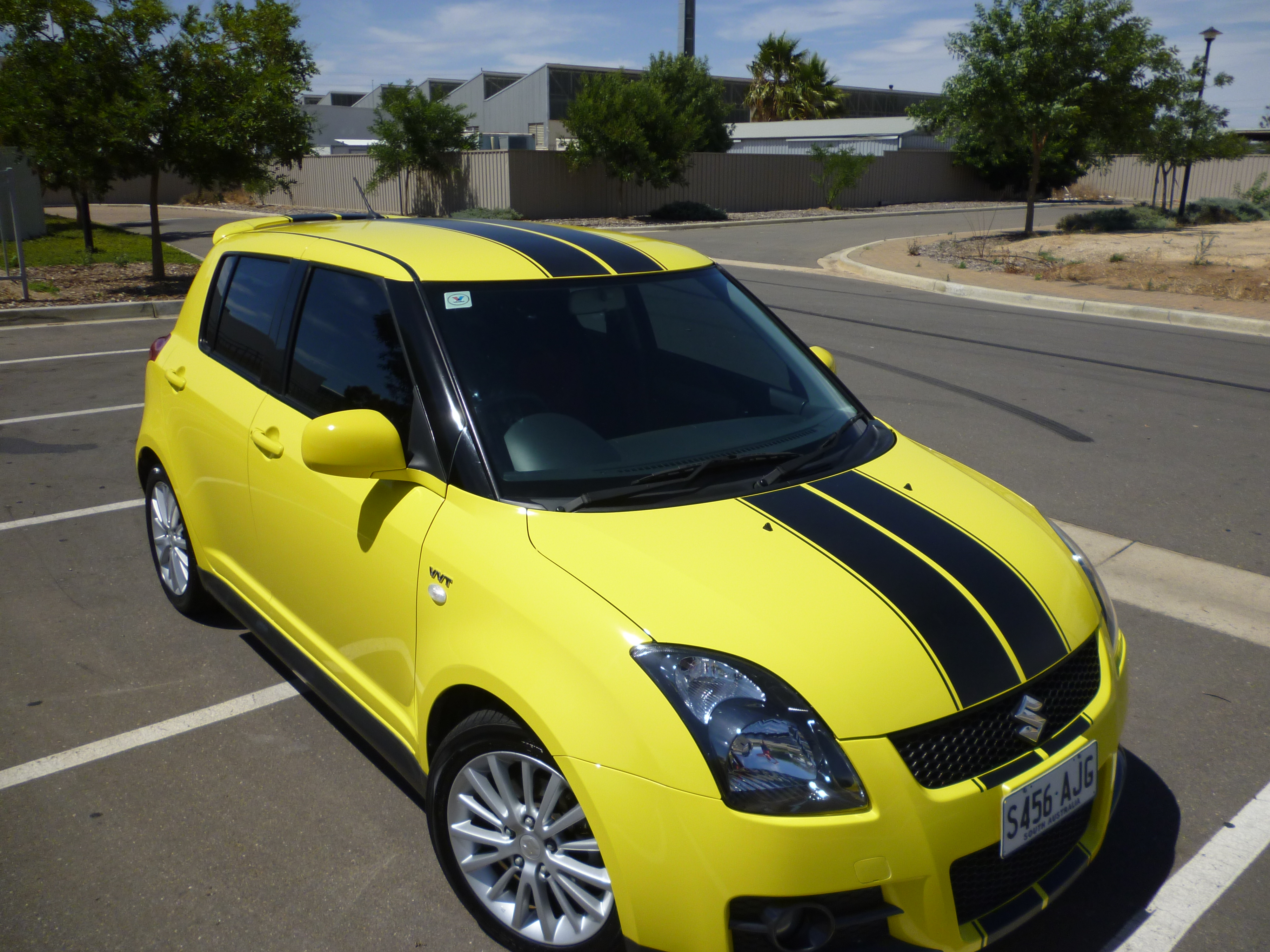 2008 suzuki swift sport ez 07 update car sales sa adelaide. Black Bedroom Furniture Sets. Home Design Ideas