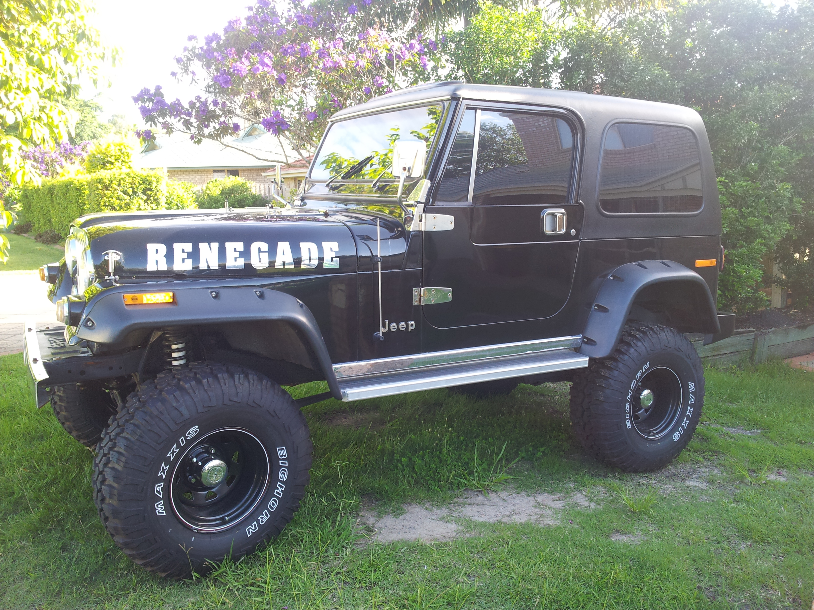 1980 Jeep Cj7 Renegade  4x4