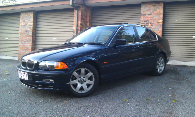 1999 bmw 328i e46 for sale qld brisbane east. Black Bedroom Furniture Sets. Home Design Ideas
