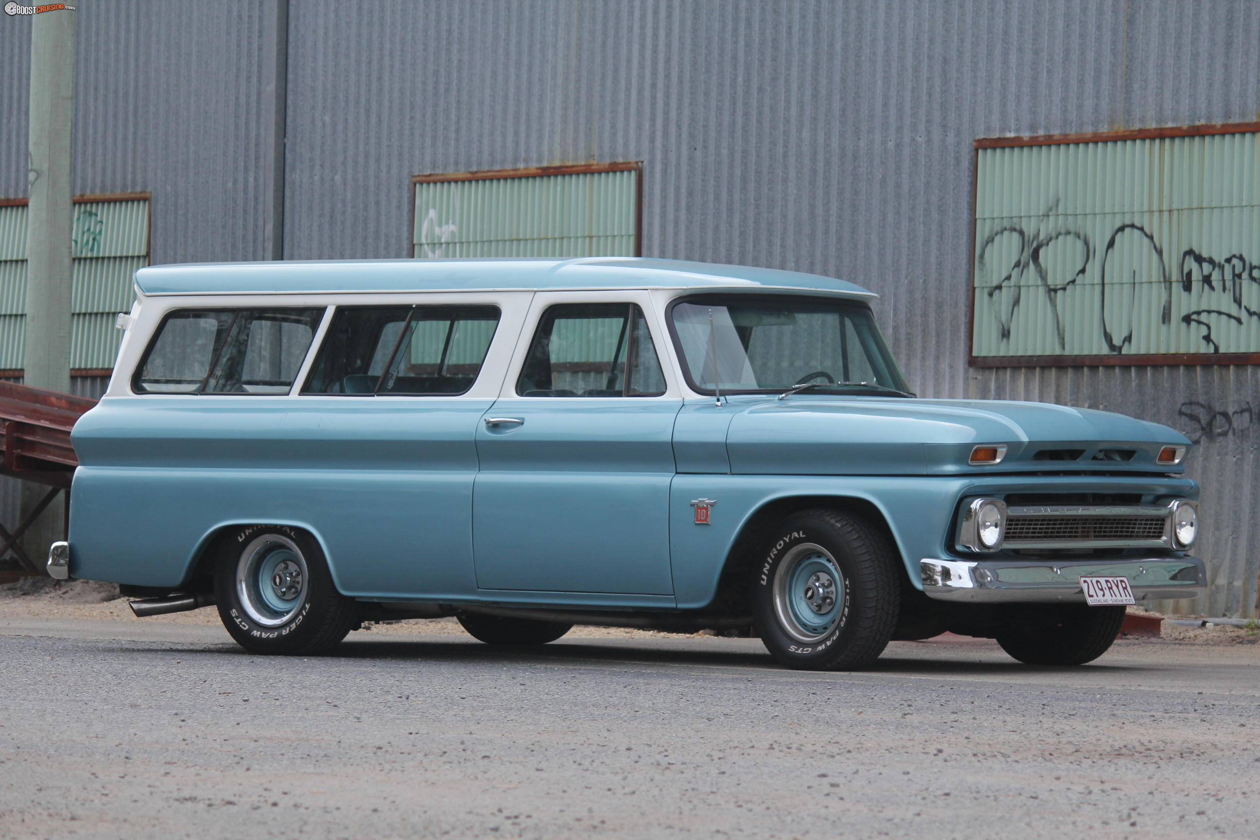 1964 Chevrolet Other Suburban | Car Sales QLD: Gold Coast
