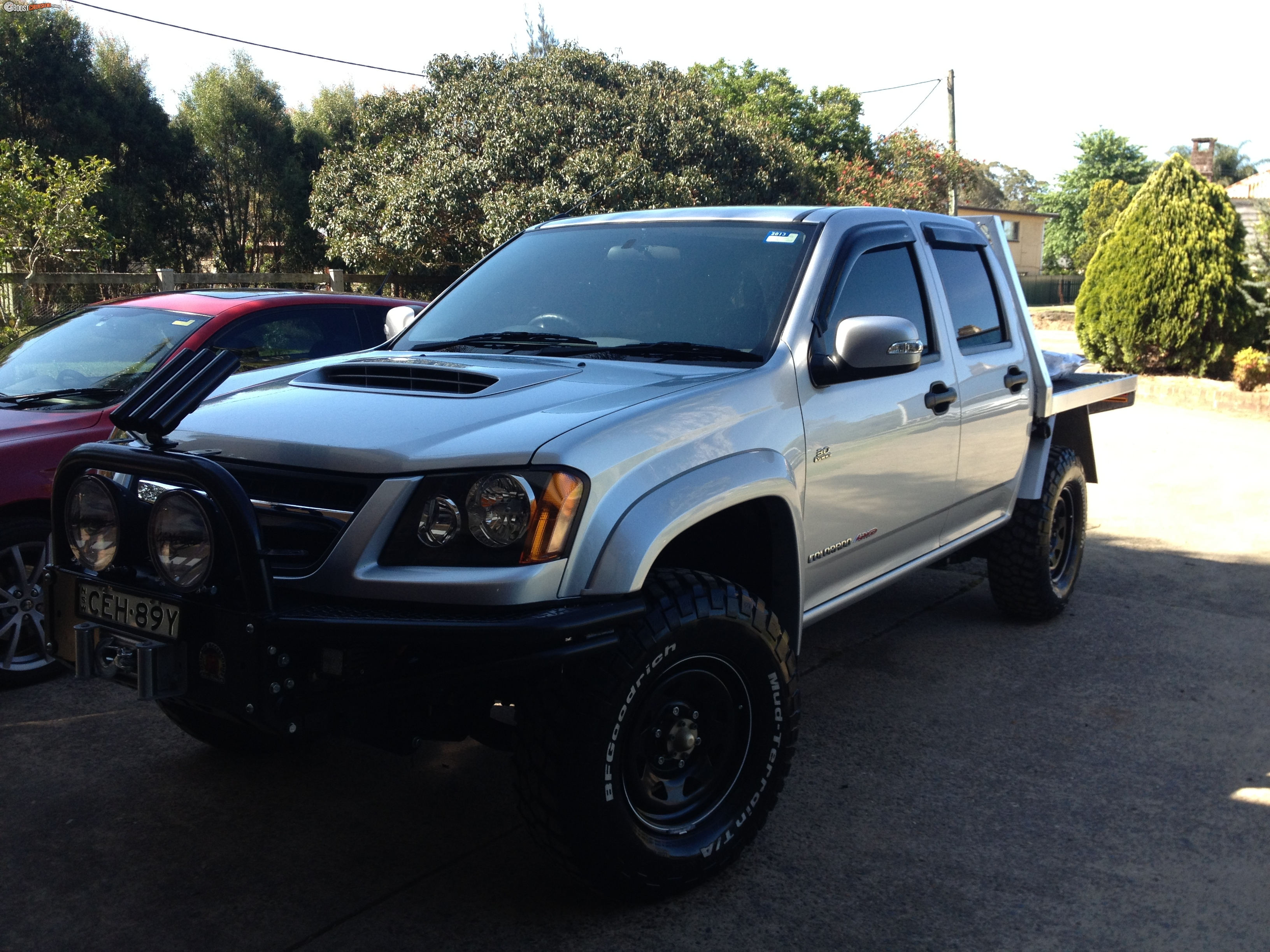 2011 Holden Colorado Lt R 4x4 Rc My11 Car Sales Nsw