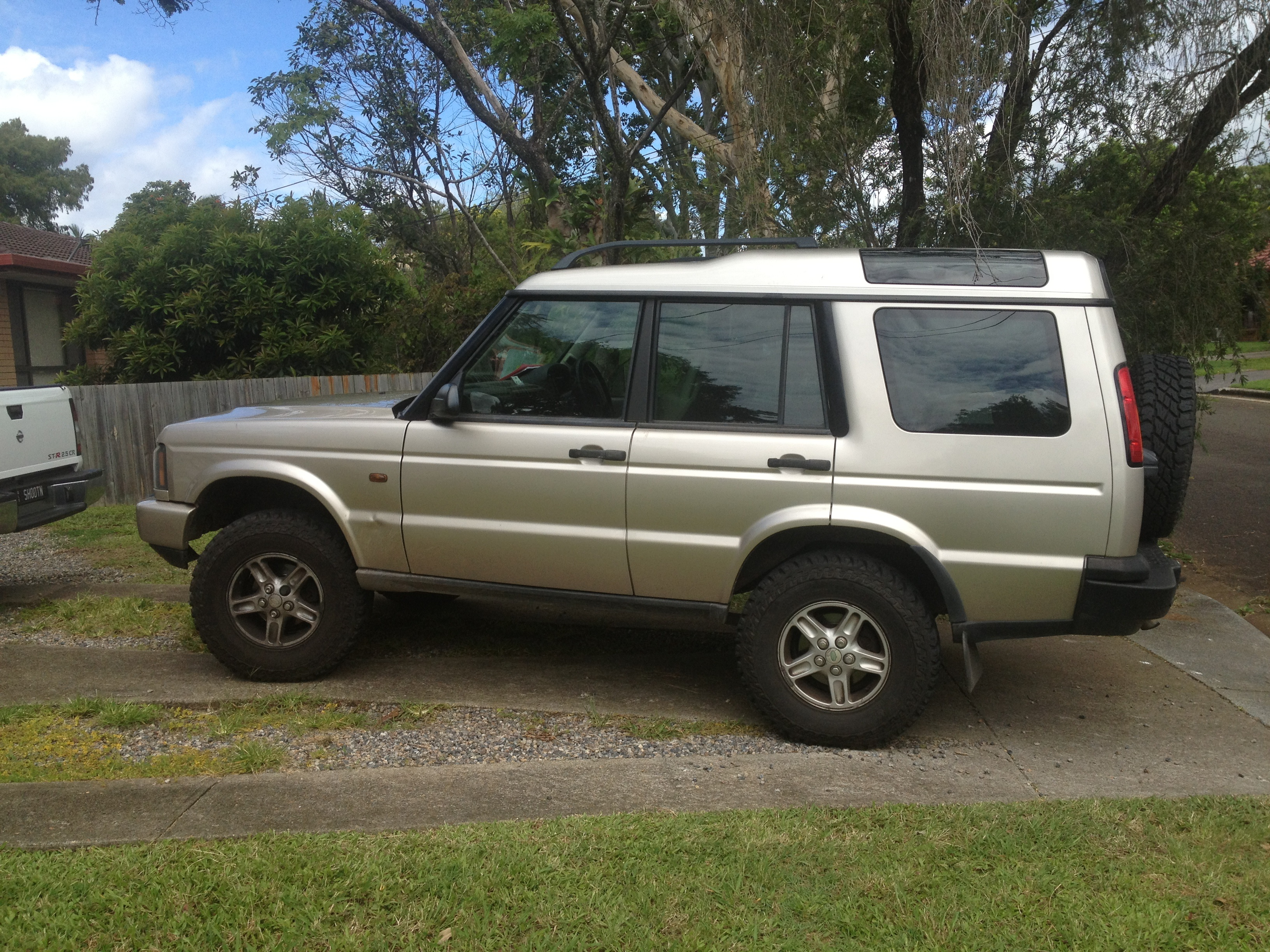 2003 Land Rover Discovery 3 For Sale Qld Brisbane East